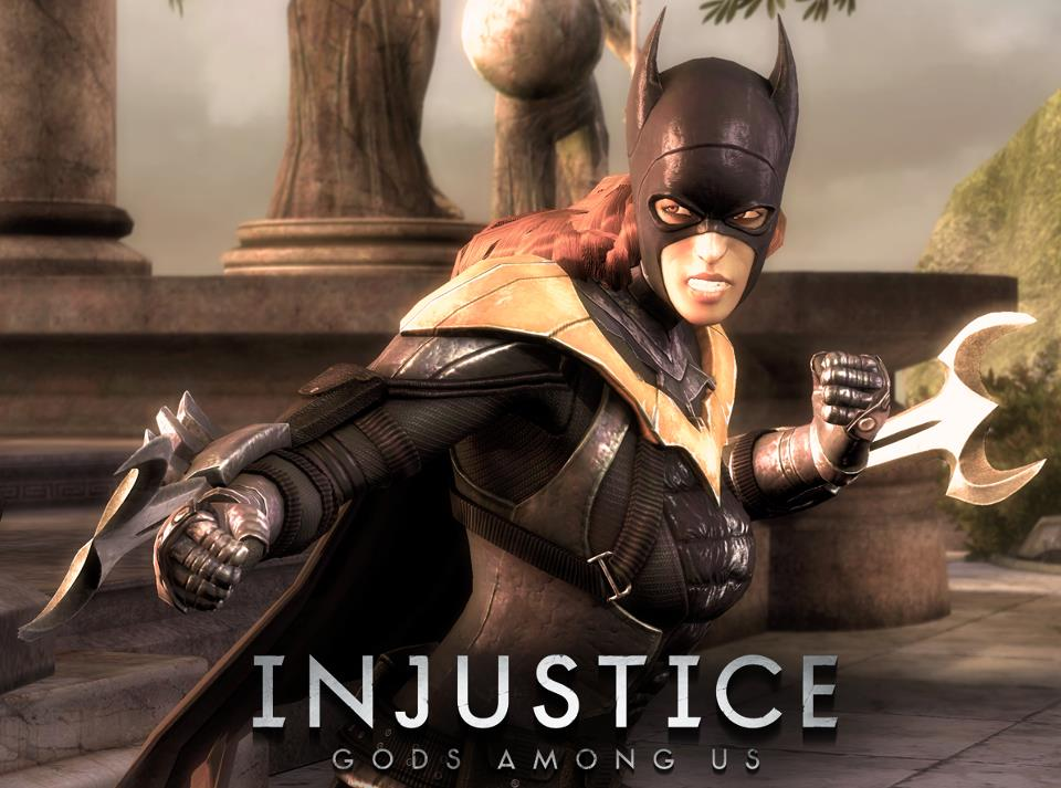 InjusticeBatgirl