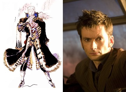 Setzer Gabbano - David Tennant