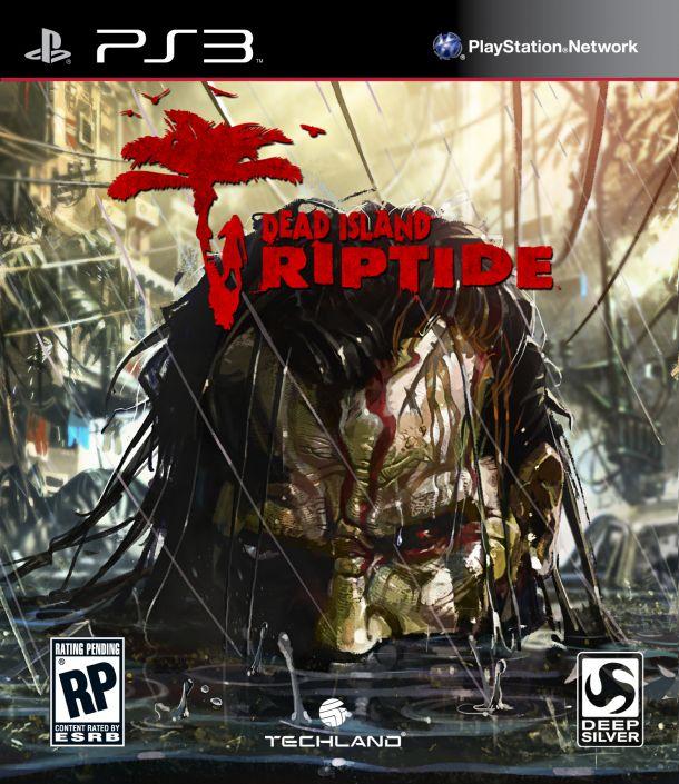 dead island riptide cover