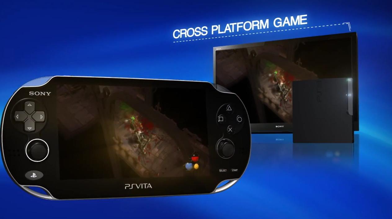 All Playstation 4 Games : Sony mandates vita remote play for all playstation games