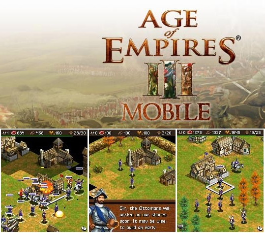 Age of Empires coming to WIndows Phones, iOS, and Android.