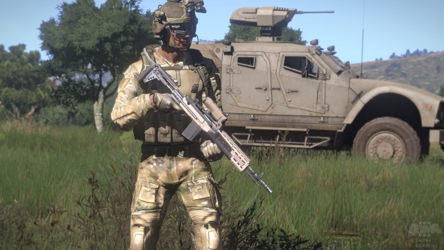 When Call of Duty or Battlefield just won't do, ARMA's your game. The