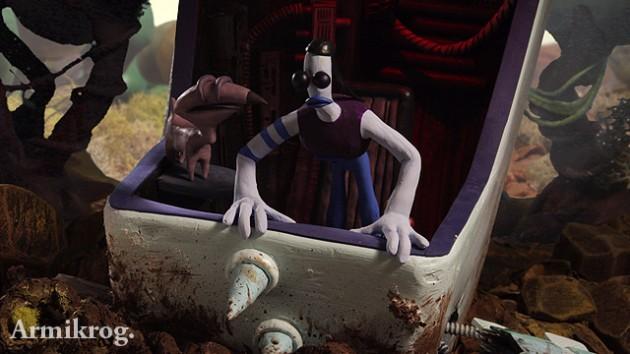 Earthworm Jim and Neverhood creators seek crowdfunding for Armikrog.