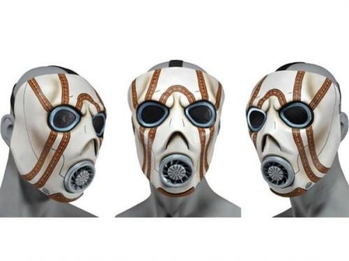 Borderlands gets two masks for Halloween.