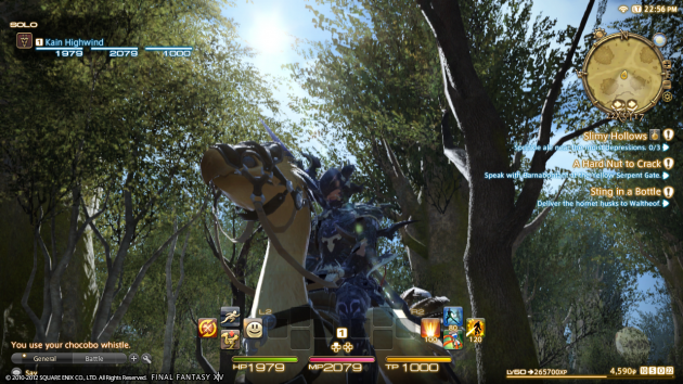 FFXIV: A Realm Reborn's third beta begins June 14