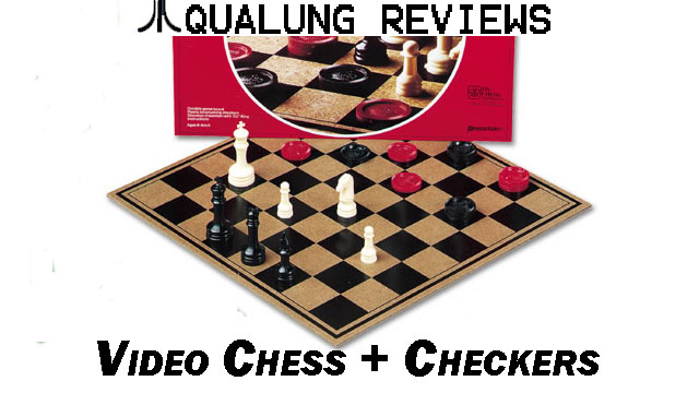video chess and checkers
