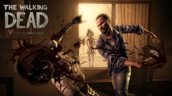 Telltale Games posts clip showing The Walking Dead: Season 2 characters.