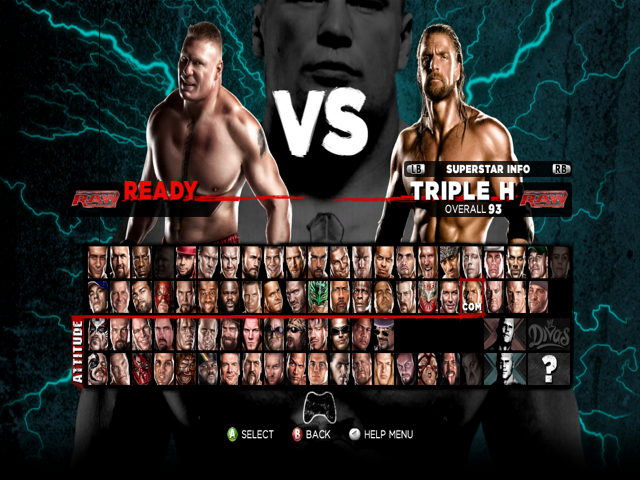 WWE 2k14's trailer seems to promise more of the same.