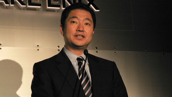 Yoichi Wada steps down as President of Square Enix.