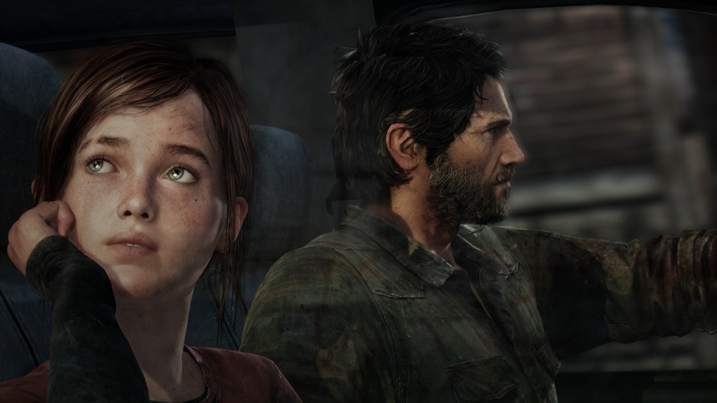 The Last of Us - Car