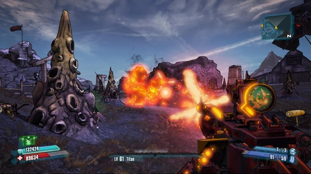 Gearbox working on new Borderlands 2 DLC and new IP.