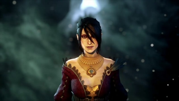 BioWare writer hopes gamers buy both Witcher 3 and Dragon Age: Inquisition.