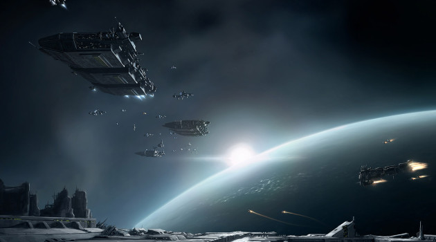 What caused the largest space battle in history? A single player's mistake.