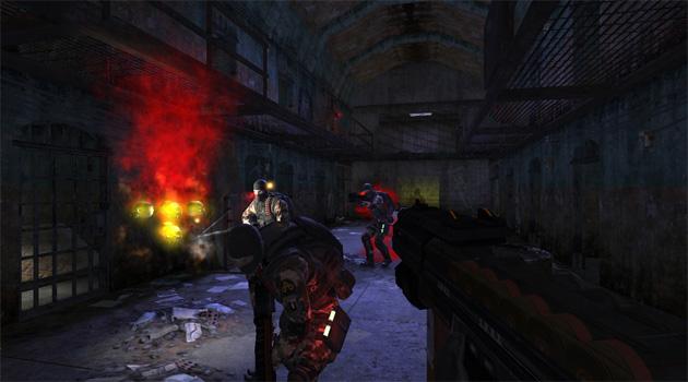 Aeria Games publishes F.E.A.R. Online.