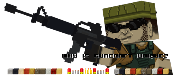 Exacto shows how to build your gun in upcoming game.