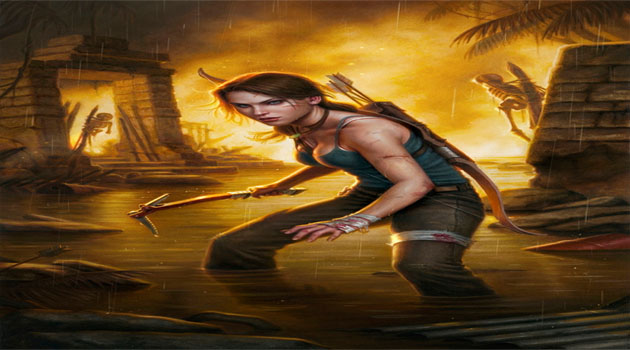 Upcoming comic expands on Tomb Raider reboot's story.