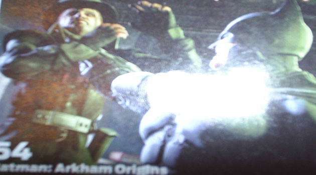 Mad Hatter returns in Arkham origins.