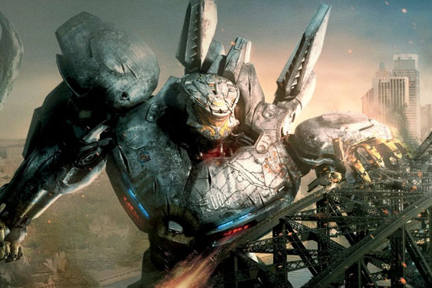 Gamers complain about Pacific Rim game's trailer graphics.