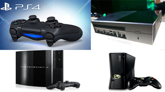 PS4 and Xbox One pre-orders outperforming predecessors.