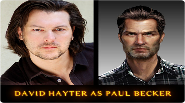 David Hayter lends his voice to Shadow of the Eternals.