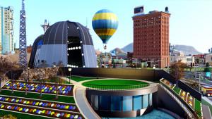 Sim City Airships DLC hits today.