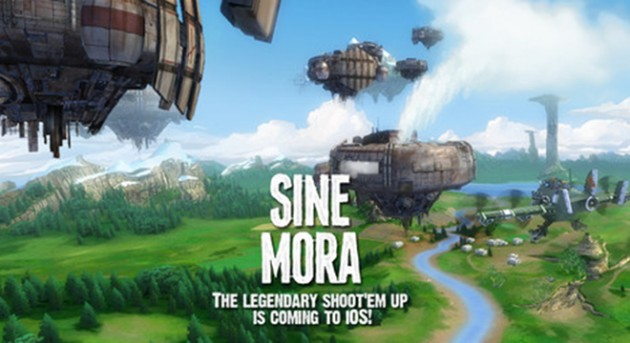 Sine Mora out now on iPhone and iPad.