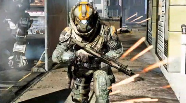 Titanfall character progression and various mech types confirmed.