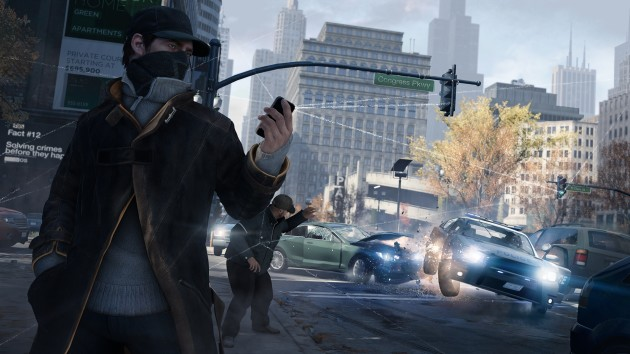 New Watch Dogs footage fails to impress graphically.