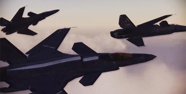 Ace Combat Infinity to be free to play.