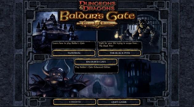 Baldur's Gate: Enhanced Ediiton returns to store.