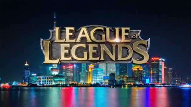 League of Legends hacked.