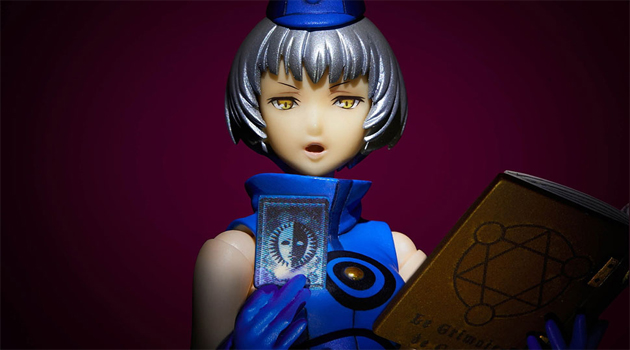 New Persona figures come out in November.