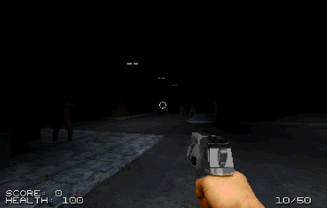 Notch reveals new zombie FPS game.