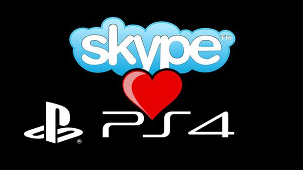 Will we see Skype on PlayStation 4?
