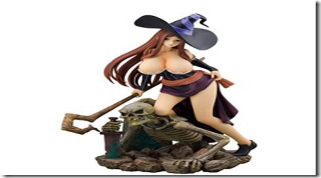 Sorceress may be NSFW.
