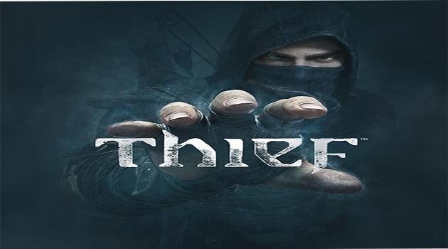 Eidos reveals Thief boxart.