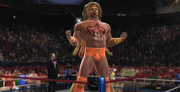 The Ultimate Warrior is a good start