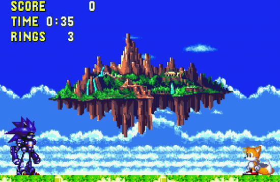 GENESIS--Sonic and Knuckles  Sonic 3_Oct3 14_09_17