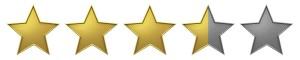 H_3 and a Half Stars Wht
