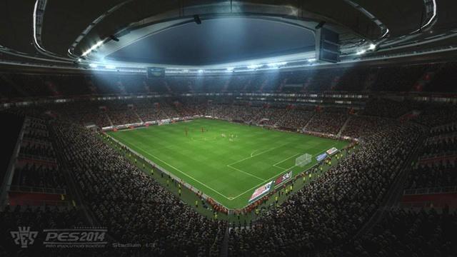 PES 2014 Stadium