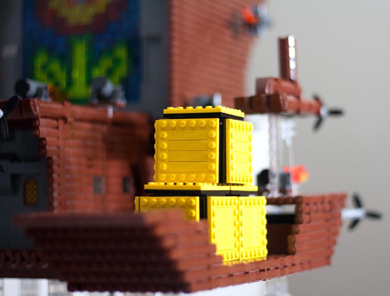 Super Mario airship 15