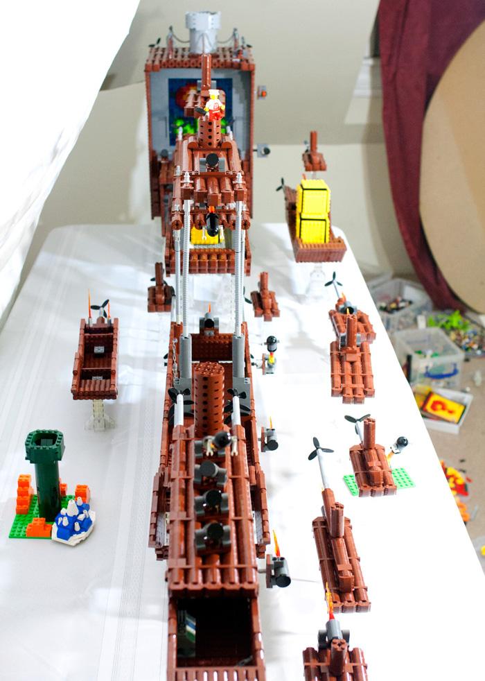 Super Mario airship 3