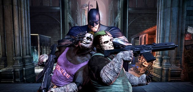 Batman Arkham bundle brings together Asylum and City.