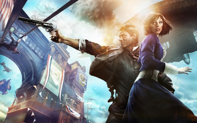 Irrational Games lets go of 8 employees.