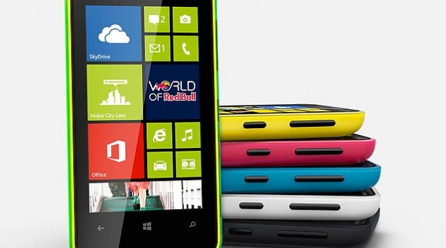 Microsoft acquires Nokia's devices division.