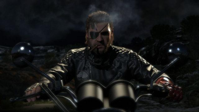 New tweaks shown off as Kojima narrates MGS V demo.