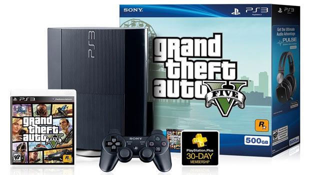 New PS3 bundle revealed.