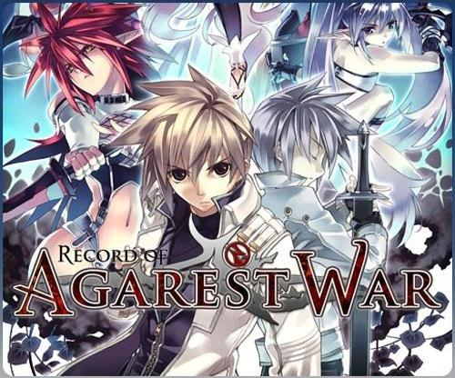 Record of Agarest War receives PC port.