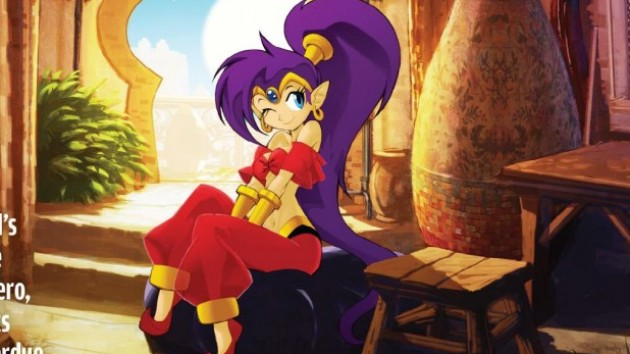 Shantae and the Pirate's Curse gets a trailer reminding people it exists.