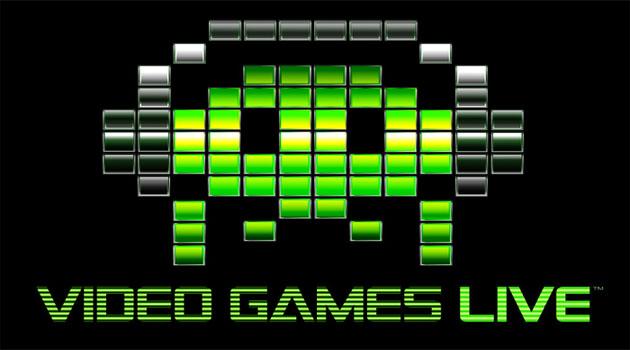 Video Games Live logo.
